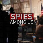 Image for the Tweet beginning: Spies Among Us: the relationship