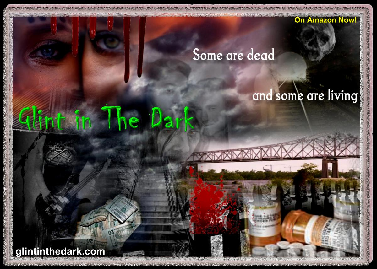 Glint only knew pain in his life, and sharing it was a nightmare  http://glintinthedark.com          http://mzlks.net              @WWEStudios #Soundtracks  #horror #rockmusic #vampire #AHS #thriller  @IFCFilms @PRESSMANFILM #fridayreads #mystery #musician