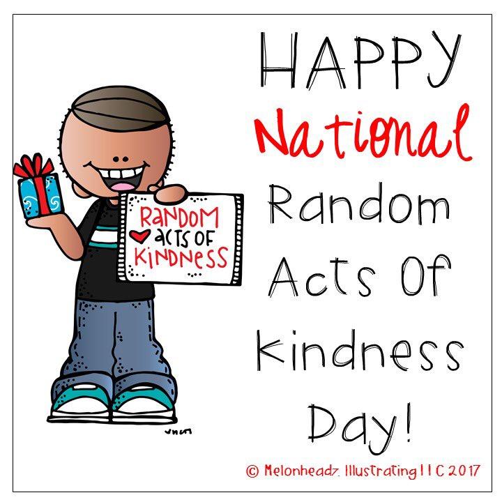 Happy #NationalKindnessDay