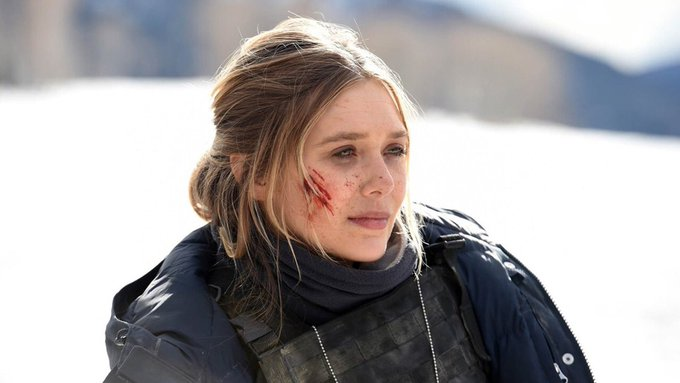 Happy 30th Birthday Elizabeth Olsen.