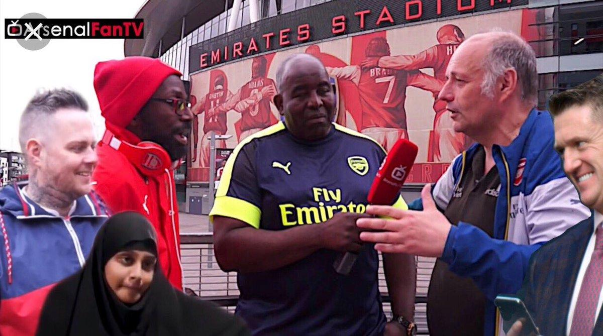State of Arsenal Fan TV...