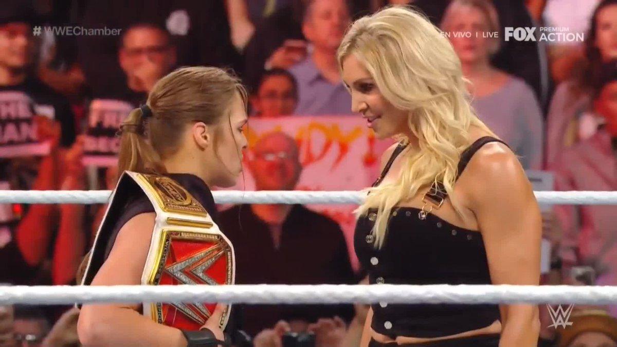 FOX Sports MX's photo on Charlotte Flair