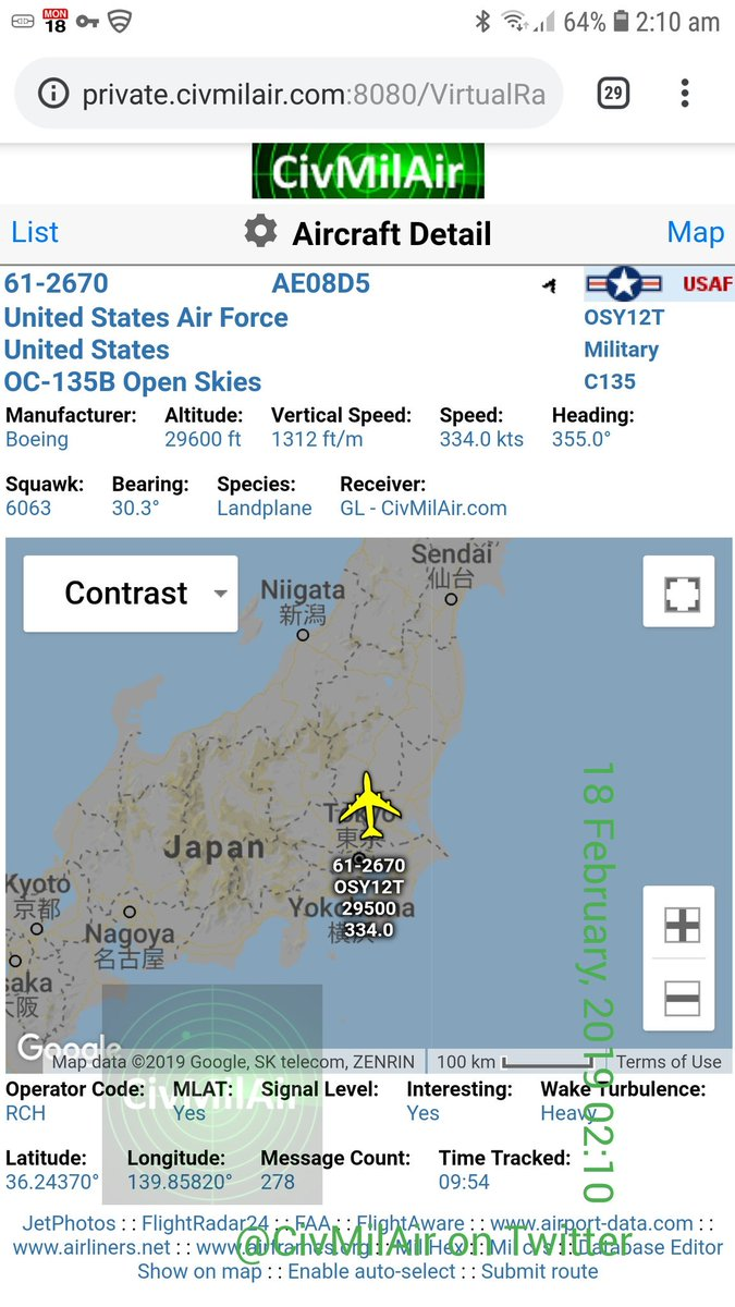 Us Air Force Bases In Japan Map.Civmilair On Twitter Climbing Out From Yokota Air Base