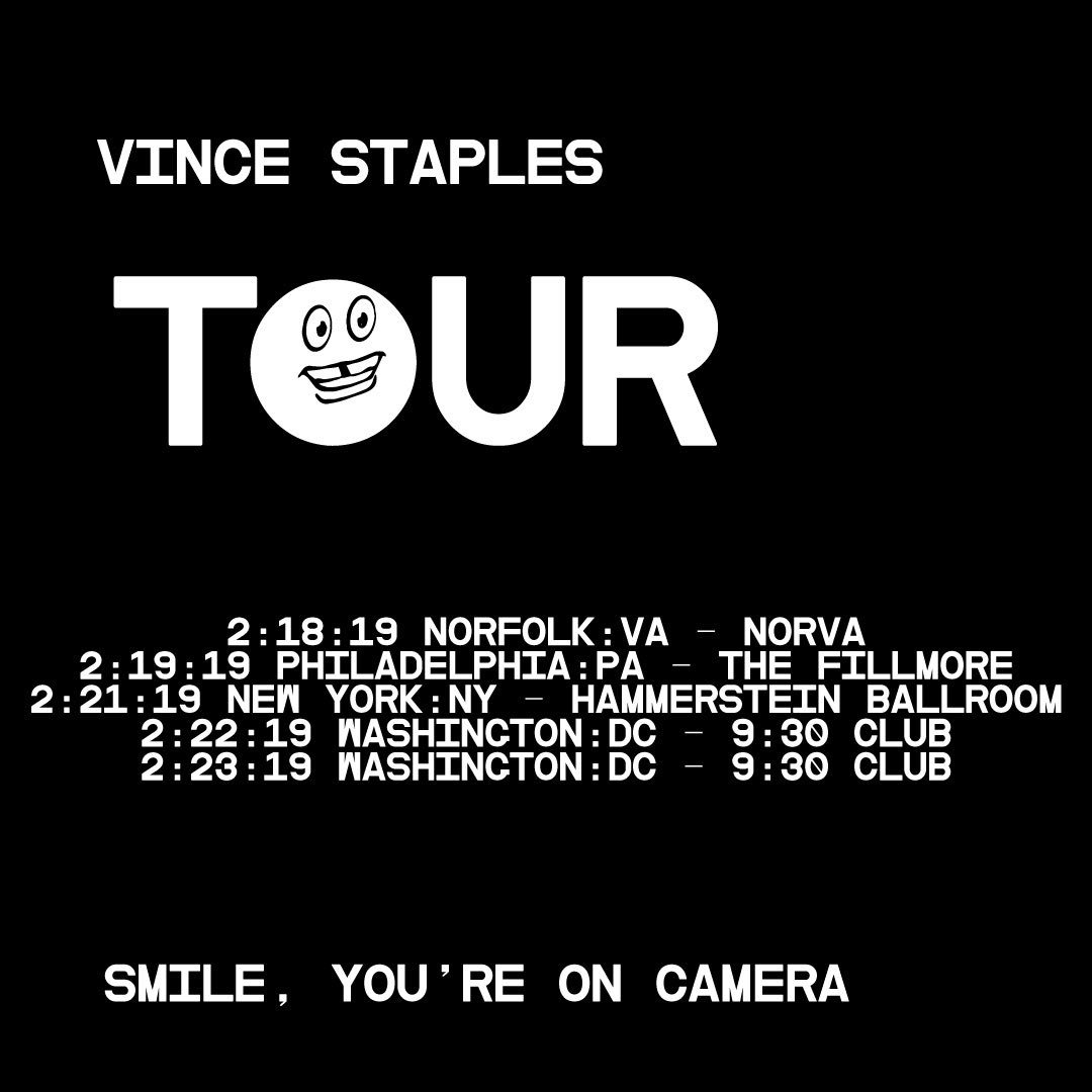 Vince Staples's photo on Vince