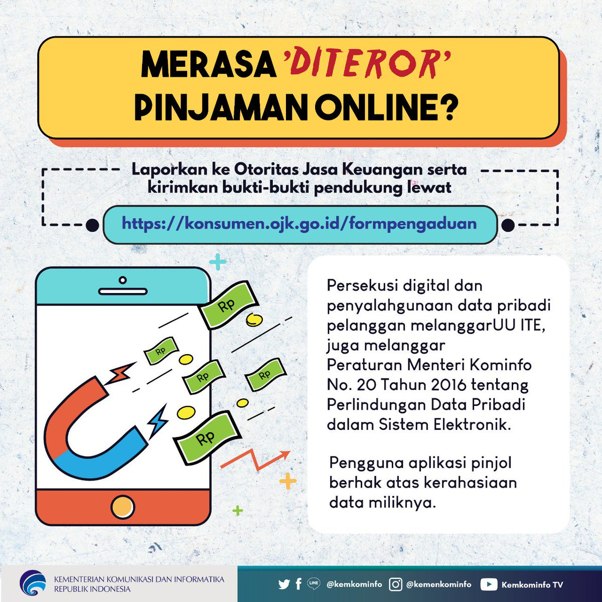 Awas Bahaya Pinjaman Online Viral Warga Solo Diiklankan Siap