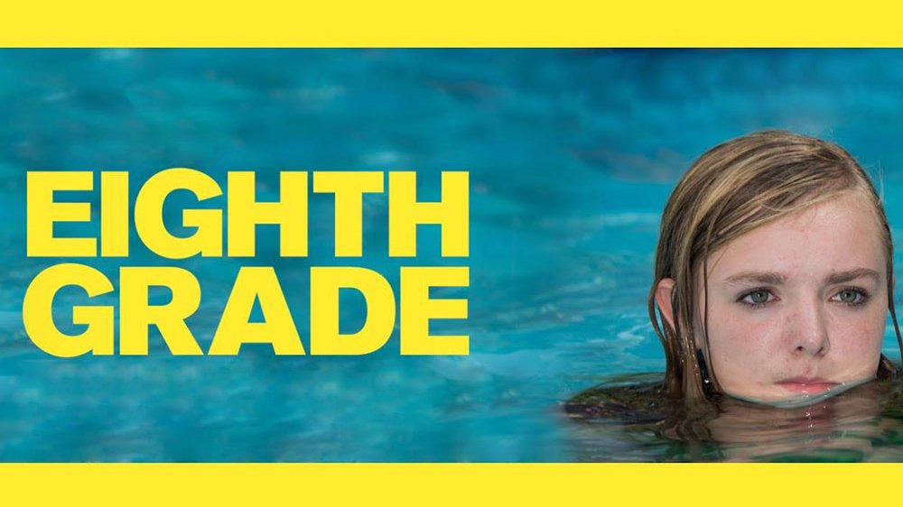 'Eighth Grade' and @boburnham win BEST ORIGINAL SCREENPLAY at the Writers Guild Award.  The movie was considered a snub, as it was not nominated for the award at the #Oscars.