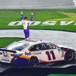 Image for the Tweet beginning: ✌🏼 time #Daytona500 Champ. Did