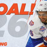 Image for the Tweet beginning: 🚨#SoundTigers GOAL!🚨  🧢HAT TRICK🧢! Josh Ho-Sang