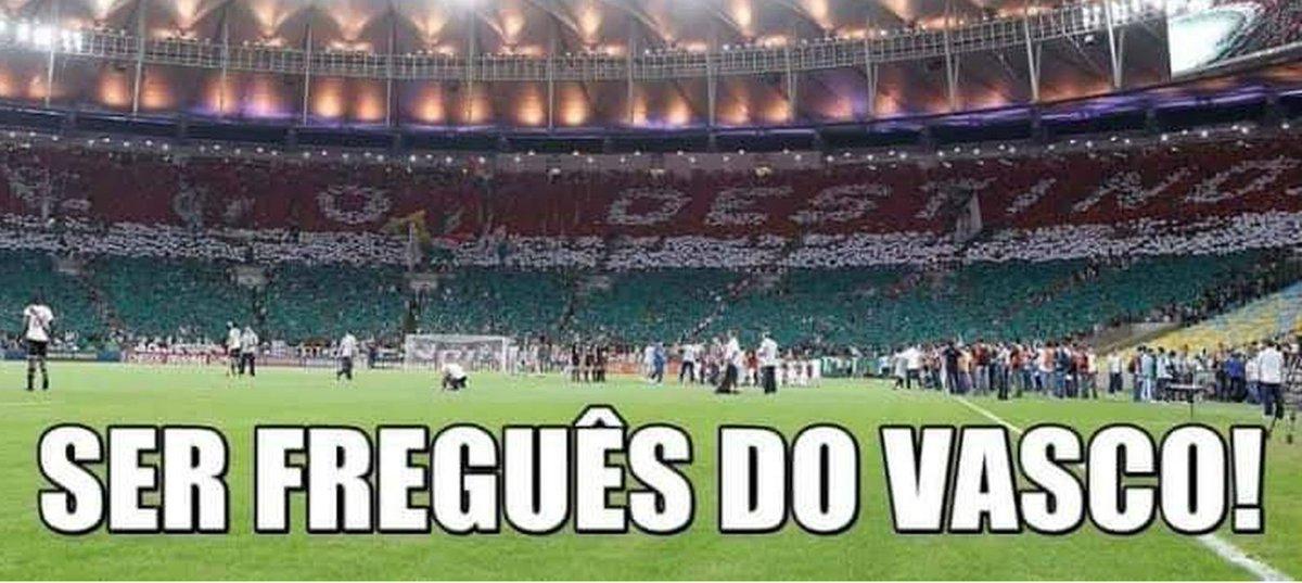 Fluminense vira alvo de zoações após vice da Taça Guanabara, e Vasco provoca: 'É o destino' https://t.co/BRqnLF0rnT