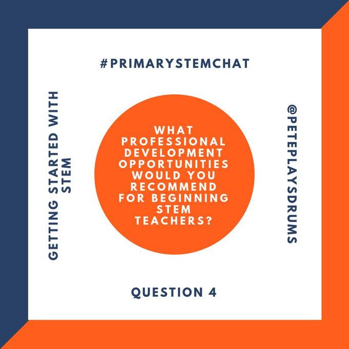 #PrimarySTEMChat Photo