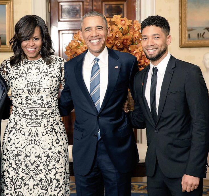The Nigerian duo says Jussie put them up to it. But did anyone put Jussie up to it? Who is Jussie's mentor in these sleazy Alinskyite maneuvers?  #JussieHoax