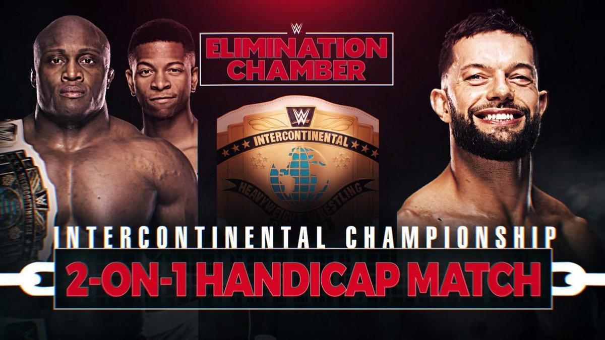 We've got a WILD night ahead of us... #WWEChamber