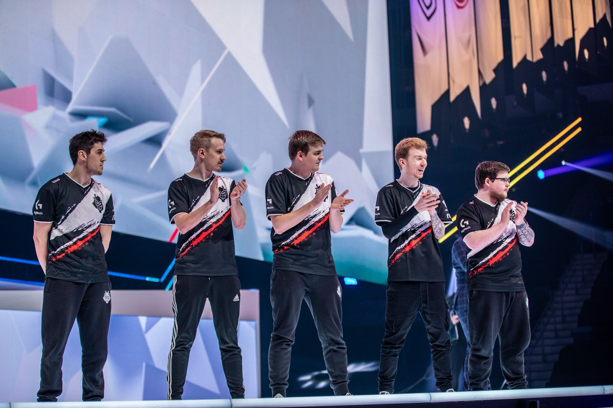 G2 at the Six Invitational - their most recent title