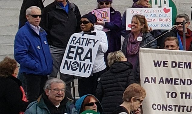 The Fight for the ERA in Virginia https://hel2525.wordpress.com/2019/02/17/the-fight-for-the-era-in-virginia/…