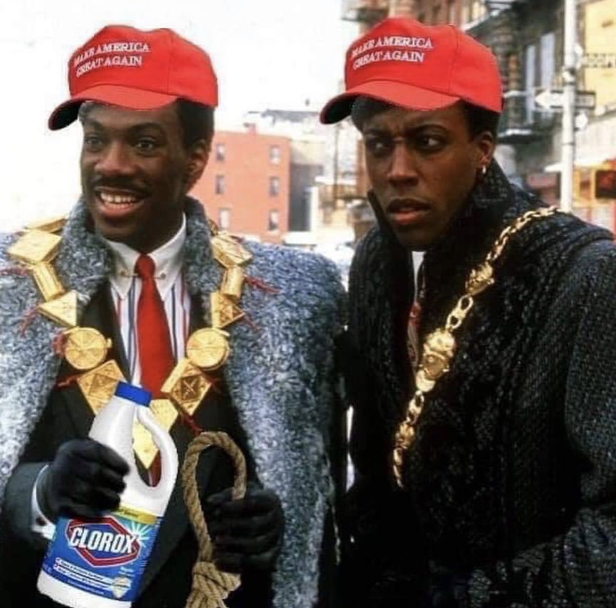 .@JussieSmollett we found your attackers! Chicago Police is questioning them at the moment