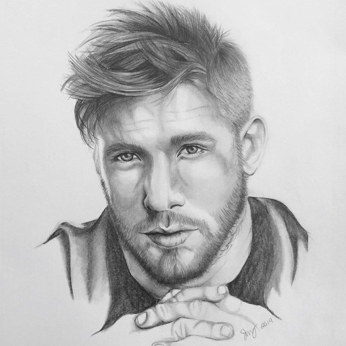 Completed my @Edelman11 drawing!!! #drawing #artist #julianedelman #amwriting #writingcommunity #WritersCommunity<br>http://pic.twitter.com/HbIRDOrJMs