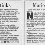 Image for the Tweet beginning: 25 years ago (2/17/94): Cook,