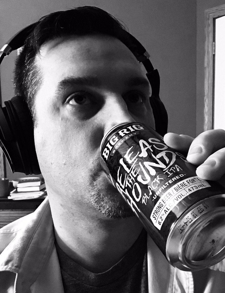 Nic is getting ready for True Detective tonight!!! Cheers!!! Back in the garage tomorrow. http://www.truecrimegarage.com