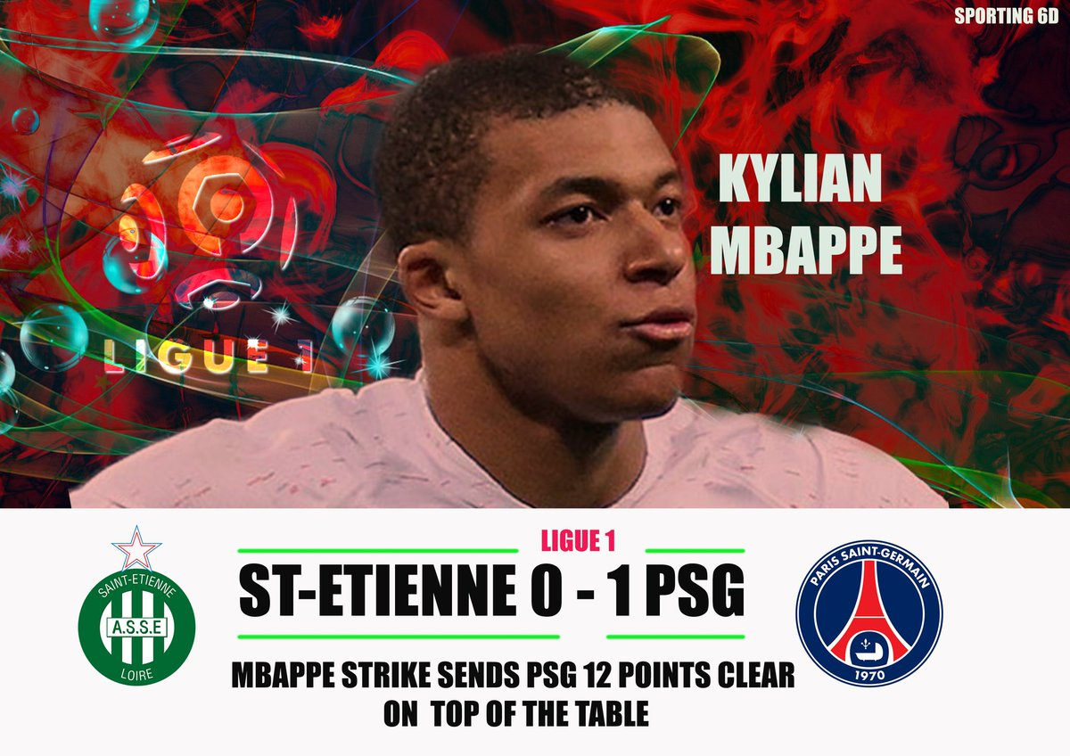 PSG cements their dominance in the French League. They are also strong contenders for the CL.#PSG #assepsg mbappe #ASSEPSG #ASSE #Ligue1 #SundayThoughts #Mbappe #draxler #AllezParis #IciCestParis #Football #ChampionsLeague