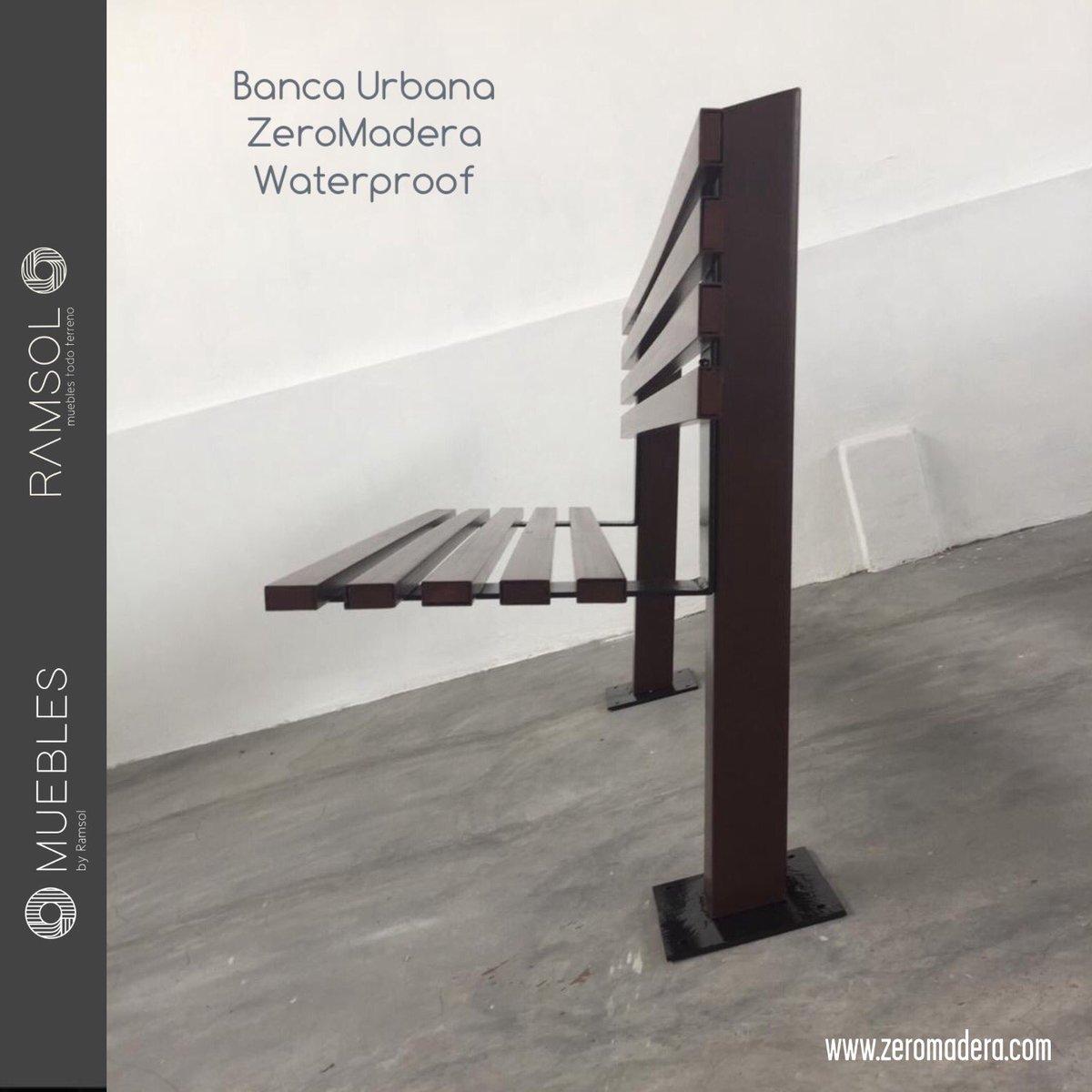 ο χρήστης Ramsol Muebles στο Twitter Banca Urbana