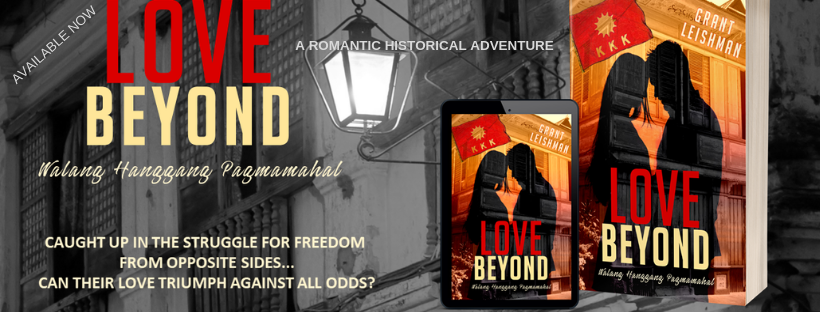 """LOVE BEYOND  """"Sleeping with the enemy""""  The new Historical Romance from At GLeishmanAuthor  He says it's a fascinating peek inside a 19th Century Revolution  http:// getbook.at/LoveBeyond      Can love conquer all?  #CoPromos #HistoricalFiction<br>http://pic.twitter.com/dU2RUrYGAQ"""