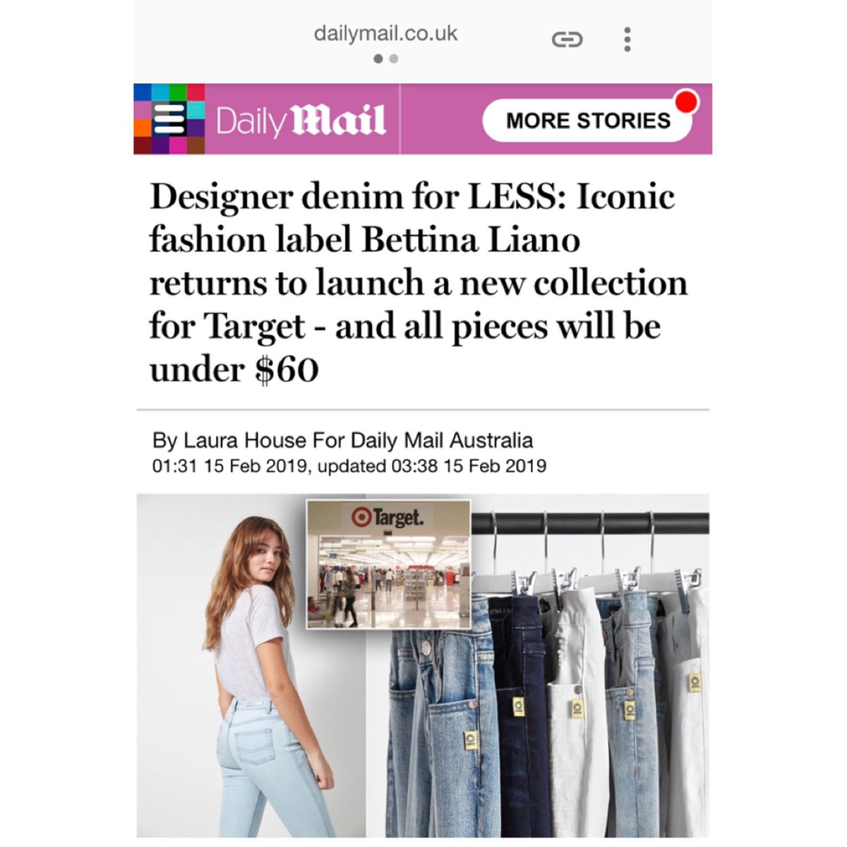 Bybl By Bettina Liano On Twitter Bybl Is The New Denim Label Founded By The Designer Bettina Liano I Want To Make It Clear For My Customers It S Not Part Of