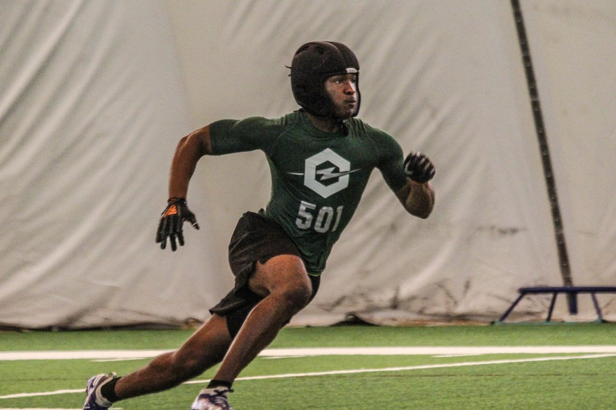 Miami CB commit Jaiden Francois leads off our all-camp team from @TheOpening Miami. https://247sports.com/college/miami/Article/Miami-Hurricanes-Football-Recruiting-The-Opening-Miami-All-Camp-Team-129214624/ …