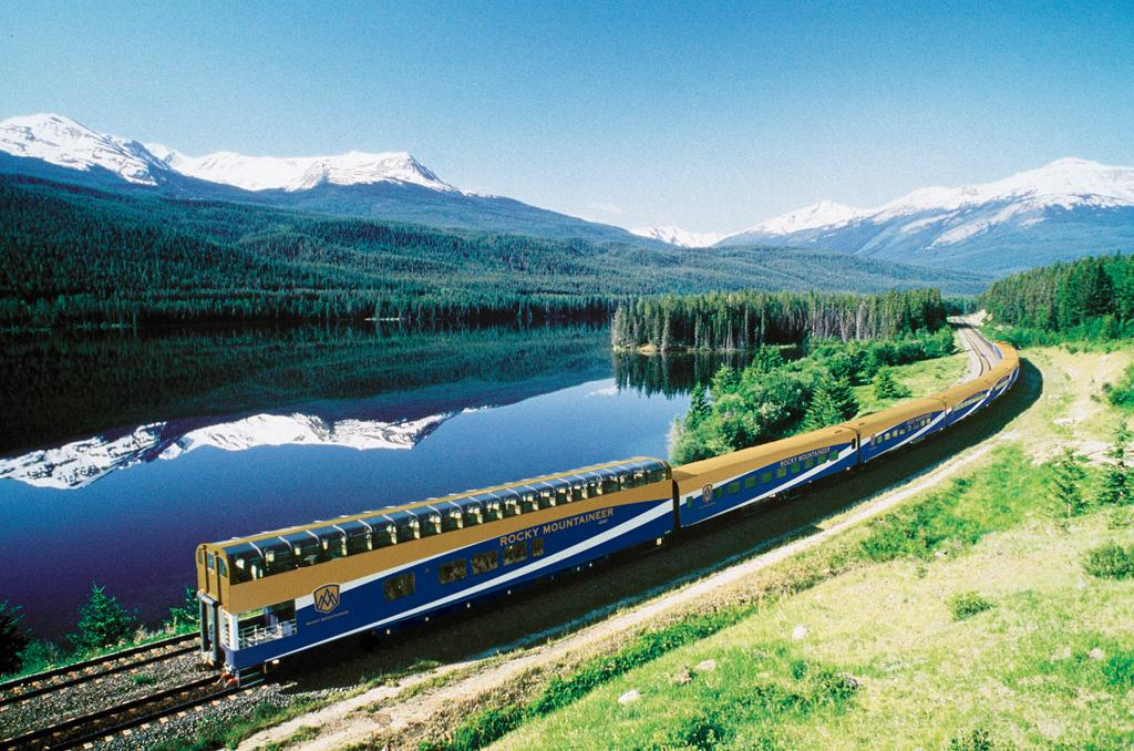 Oh Darling, Let's Be #Adventurers. #Train #Travel #TravelMonday - http://SAVEATRAIN.COM