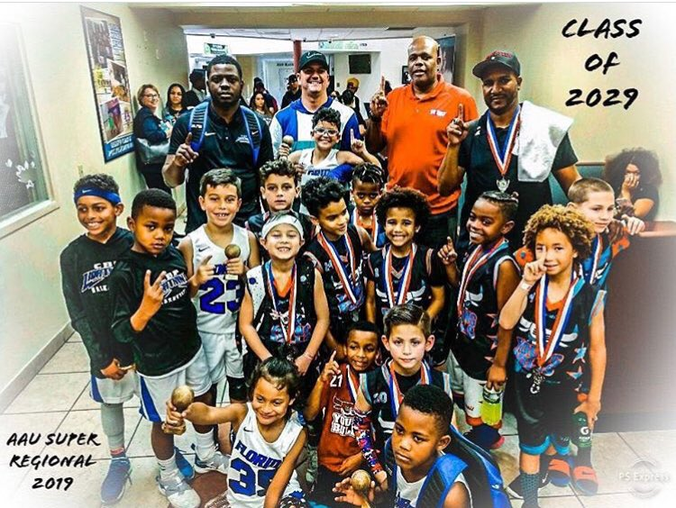 Florida Flight Elite Valentines Day AAU Super Regional Props To A Tough Talented And Well Coached Young Bulls 2029 Team