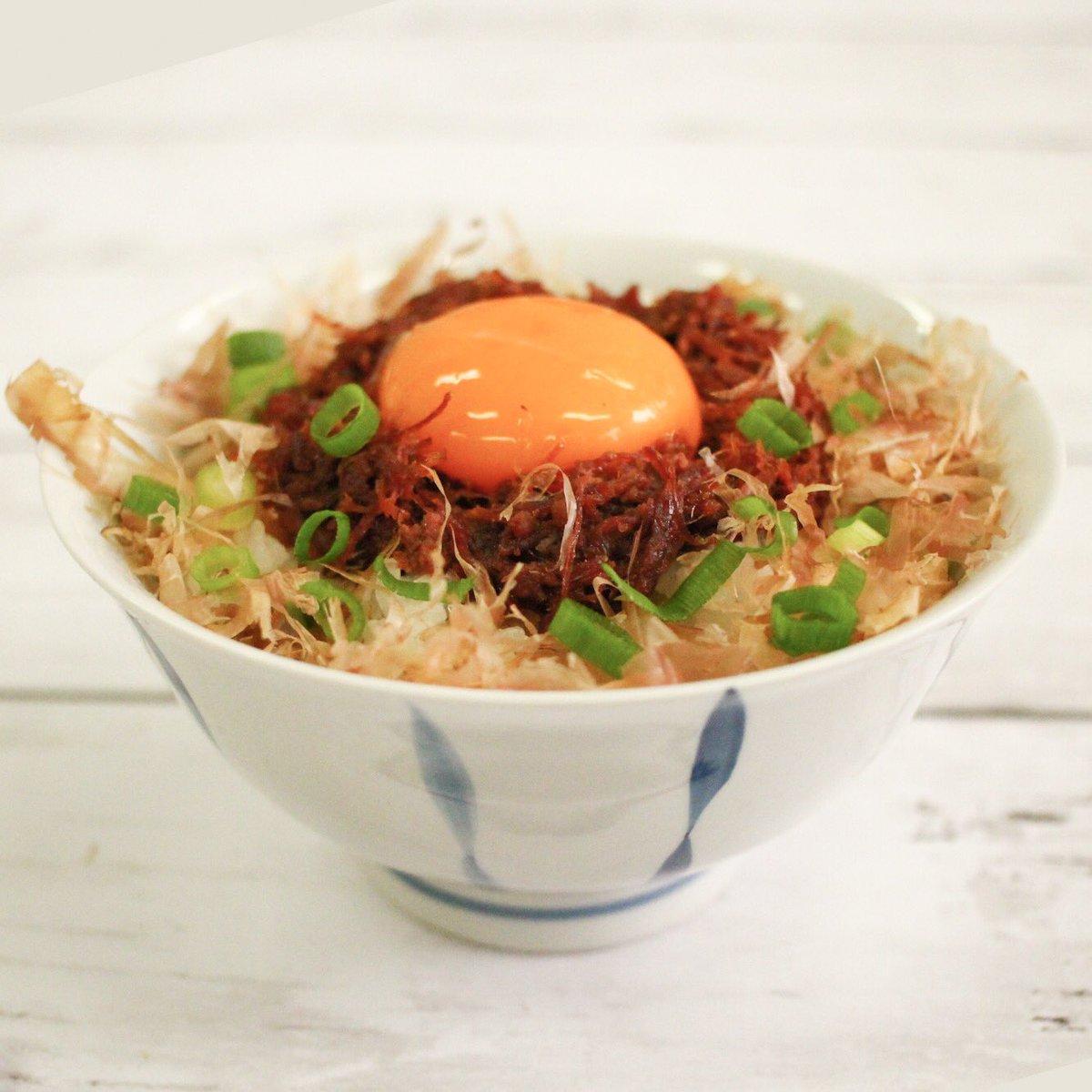 ノザキ(ノザキのコンビーフ)【公式】's photo on 卵かけご飯の完成