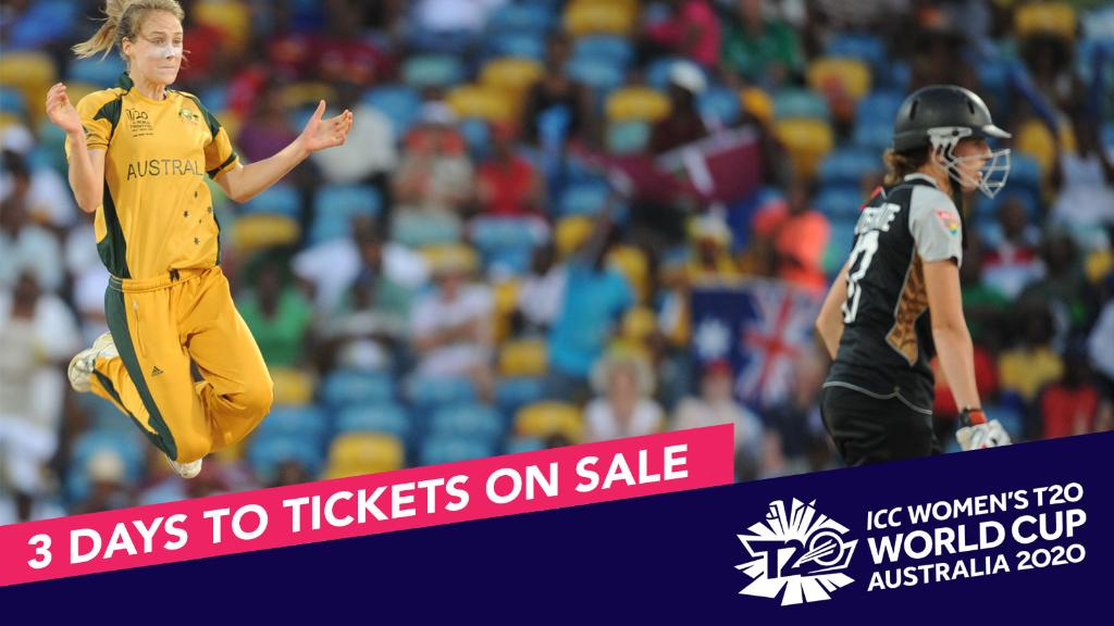 The @ICC #T20WorldCup aims to set new heights for a women's sporting event. From February 21 you can get your ticket to be a part of it! 👉 http://www.t20worldcup.com