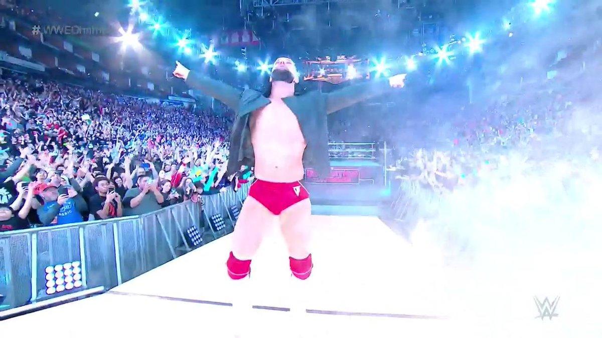 WWE's photo on #ICTitle