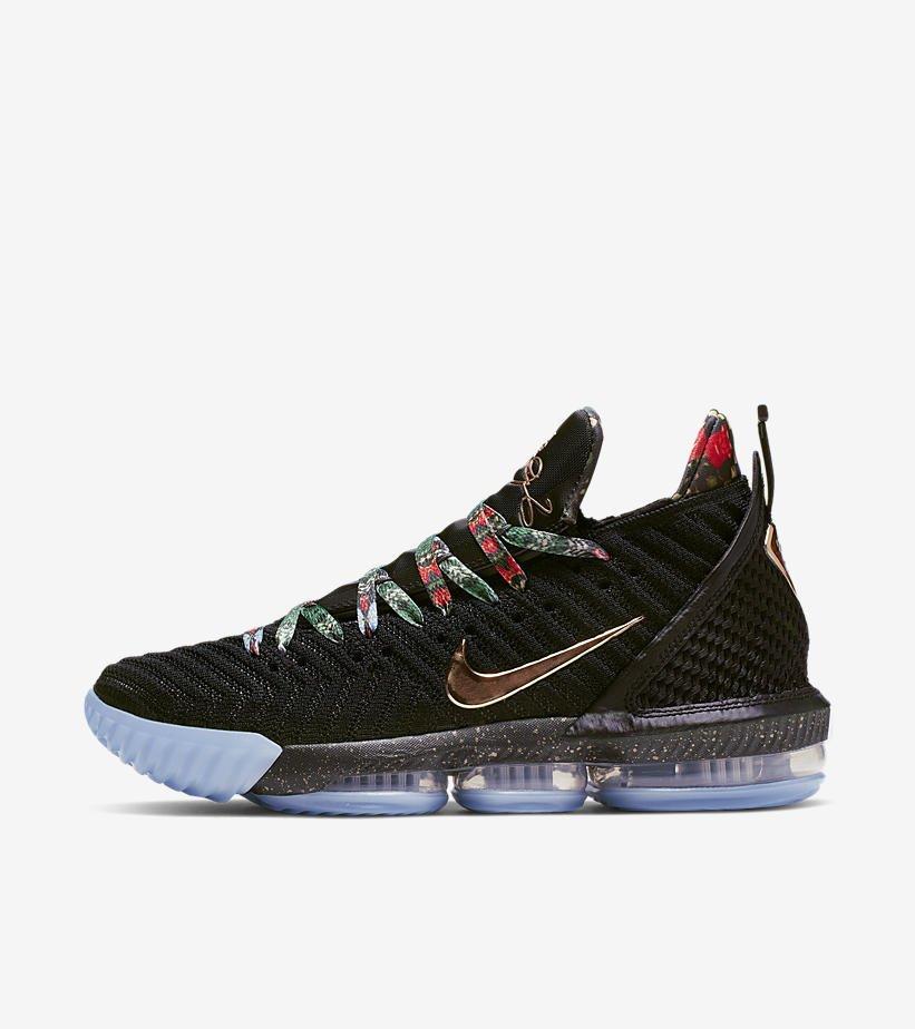 brand new 8936f 87099 Nike LeBron 16  Watch the Throne  Foot Locker Mens http   bit.ly 2Scn3Ha TD http   bit.ly 2TPSI2p  Shoe Palace http   bit.ly 2DLgZ34 Nice ...