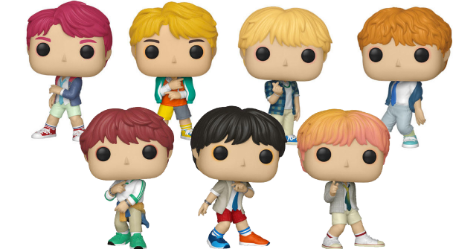 BTS are getting their own @OriginalFunko Pops, along with Post Malone, Migos, and more #FunkoTFNY  https://t.co/Yg6izwAOJx