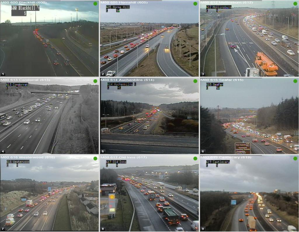 test Twitter Media - Here's how the #M80 is looking @ 07:33⌚  Slow S/B J1 Provan & J3 Hornshill, N/B J4 Mollinsburn - J6a Castlecary 🚙  @ScotTranserv @BEAR_M80 https://t.co/PSwewJ4TWr