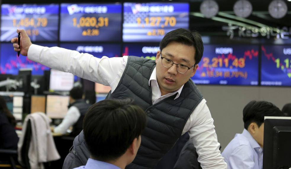 Asian stocks rally on hope of further China-US trade talks https://t.co/qFkOPSk8aP