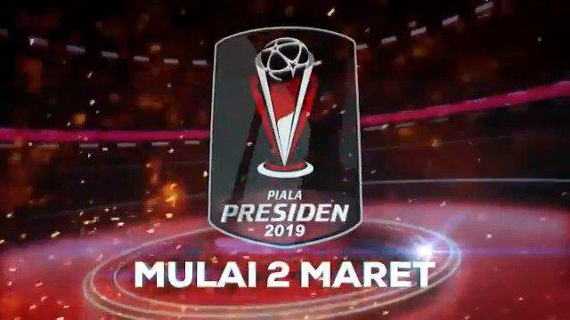 40 laga pertandingan! 5 Kota tuan rumah!  Mana nih yang sudah nggak sabar menantikan pertandingan seru #PialaPresiden2019  Nantikan live eksklusif di Indosiar mulai Sabtu, 2 Maret 2019
