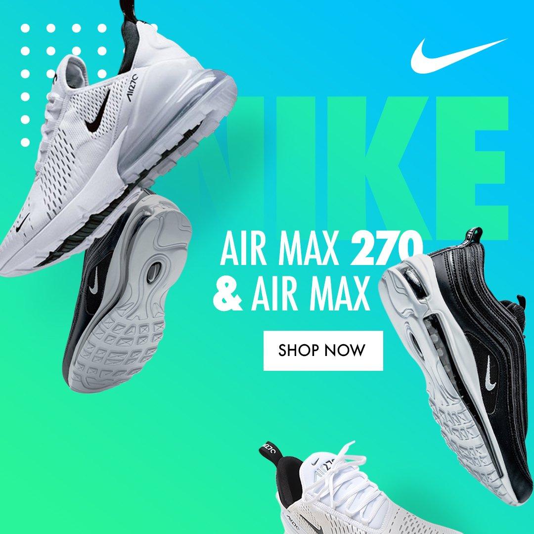 5808697508db  culturekings  nike  nikeairmax97  nikeairmax270  sneakernews   hypebeastkicks  shoelover  kicks  airmaxpic.twitter.com pQllvpO3PH
