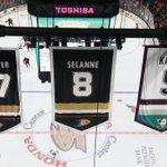 Image for the Tweet beginning: Three legends.  Three @HockeyHallFame members.