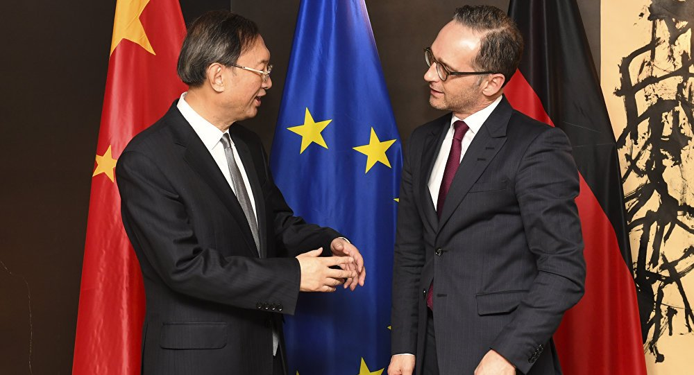 #China, #Germany ready to enhance cooperation on international issues – Beijing https://t.co/a7csrosdX4