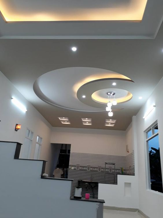 False Ceiling Designs Rendered #ceiling #roof #falseceiling #decoration #livingrom #interiors #interiorstylist #significance #spaces #style #civility #home #realidad #davidcollins #waringgillow #styling #interiordesign #interiordecor #design #homefurnishings #furniture