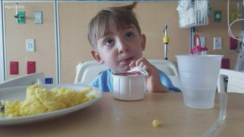 Event raises money, provides support for 3-year-old boy battling cancer https://t.co/lSoT29oSNR