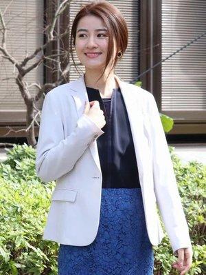 [新着回答] 水ト麻美さんが着用していたジャケットはTONALストレッチ... http://tinyurl.com/y2m5x8k8 #水ト麻美 #有吉ゼミ #ジャケット #TONAL #korecow #コレカウ