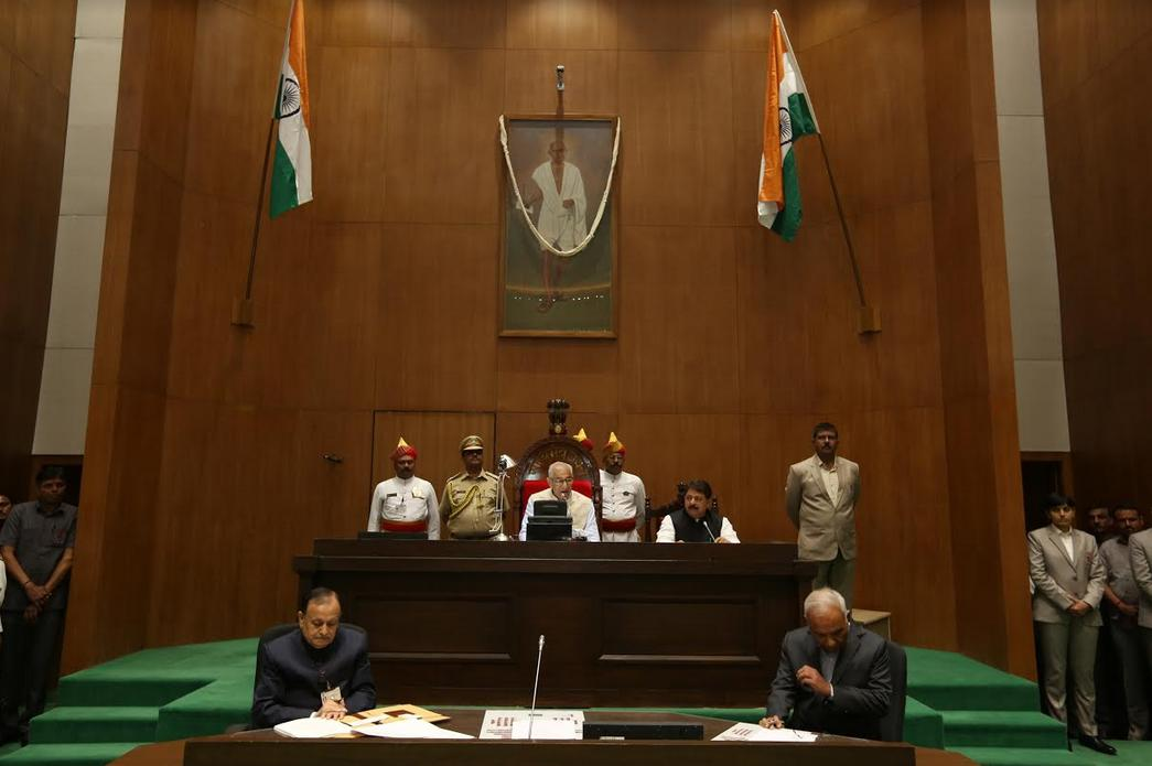 4 bills to be tabled in current assembly session, only interim budget tomorrow, full fledged one after LS polls