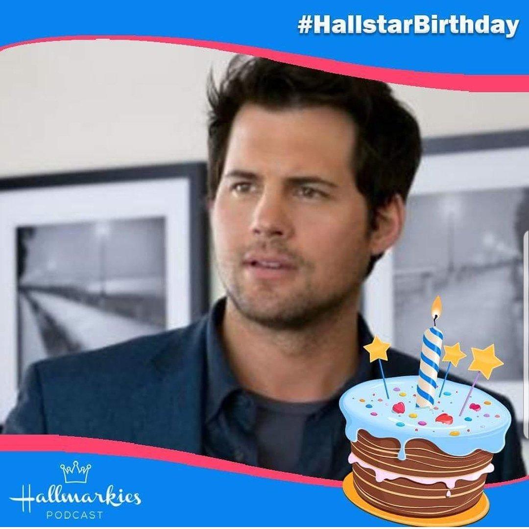 Happy Birthday to the charming and super nice Kristoffer Polaha @KrisPolaha. We sure love ya! #hallmarkies #hallstarbirthday