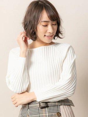 [新着回答] 小菅 春香さんが着用していたニットはTONALライトウェイトパフスリーブニットでした! http://tinyurl.com/y49vmaps #小菅春香 #Oha4 #ニット #TONAL #korecow #コレカウ
