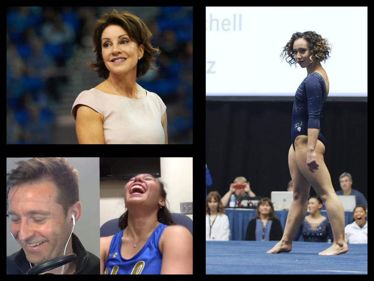 My blog on why @katelyn_ohashi and @OfficialMissVal viral routine matters for gymnastics and sport.  https://www.supportingchampions.co.uk/single-post/2019/02/17/How-Katelyn-Ohashi-and-Miss-Val-injected-joy-back-into-gymnastics-1 …  Both are upcoming guests on the podcast