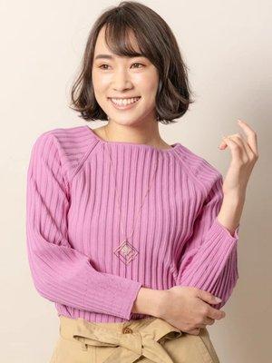 [新着回答] 小菅 春香さんが着用していたニットはTONALライトウェイトパフスリーブニットでした! http://tinyurl.com/y4ovcgwa #小菅春香 #Oha4 #ニット #TONAL #korecow #コレカウ