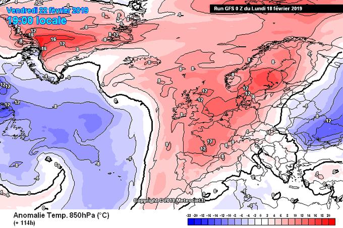 Salvo milagro nos olvidamos de ver caer un triste copo de nieve en Pirineos en lo que queda de mes. Además desde el Miércoles la dorsal gana fuerza y el calor será el protagonista el resto de la semana.