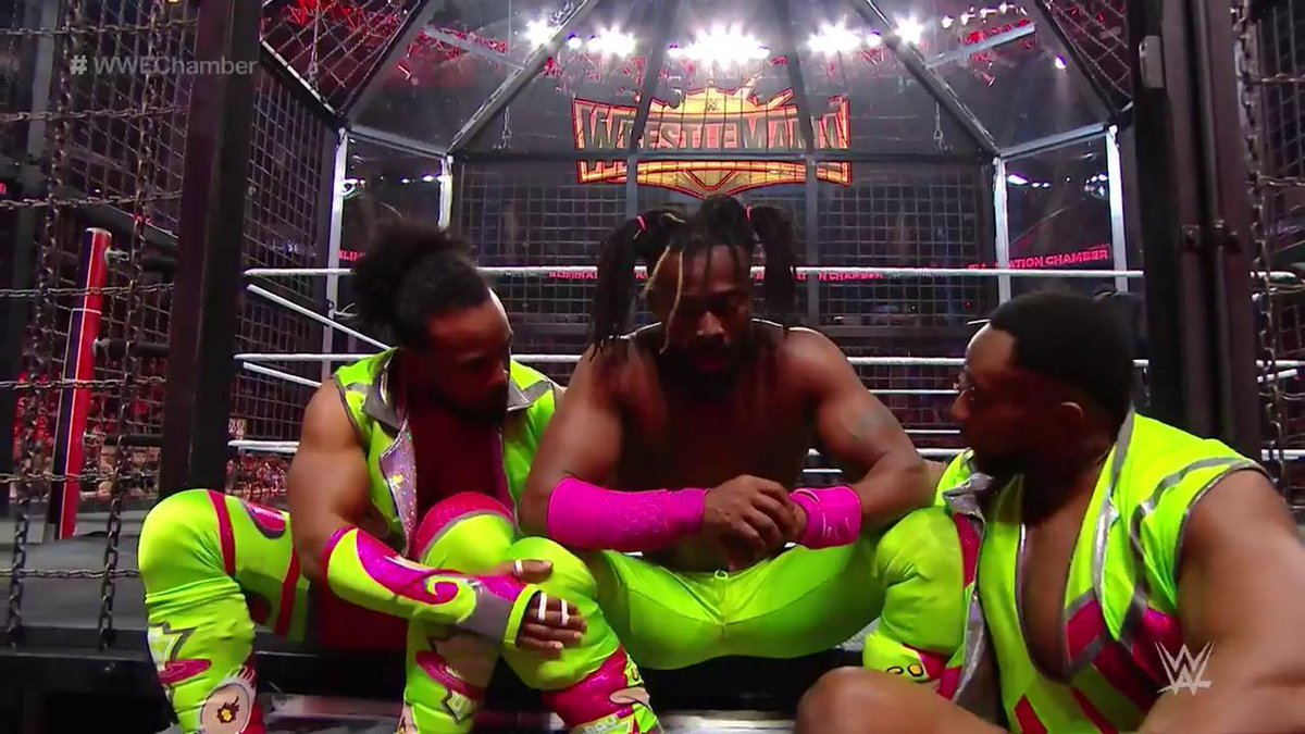 wwe elimination chamber 2019 results daniel bryan vs kofi kingston ronda rousey wwe wrestlemania full match wwe elimination chamber 2019 highlights wrestlemania 35 matches and predictions wwe news and rumors wrestling news wwe raw 2019 wwe smackdown live results wwe 205 live highlights - DzqF3RSWwAEV wk - WWE Elimination Chamber 2019 Full Show Results and highlights